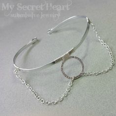 Coming Full Circle Sterling DAYTIME by MySecretHeartJewelry, $139.00