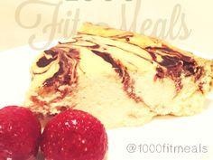 1000 Fit Meals: RECETA FITNESS: Tarta de Queso al Horno... ¡Receta top!