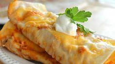 Creamy Chicken Enchiladas – the best recipes
