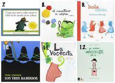 Selección de libros y cuentos para niños (3 a 5 años)