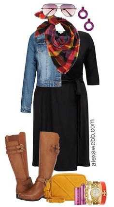 Plus Size Winter Outfits, Outfits Plus Size, Fall Winter Outfits, Plus Size Dresses, Winter Boots, Plus Size Fall Outfit, Winter Dress Outfits, Summer Outfits, Plus Size Fashion For Women