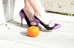 this orange is bitter and it may bite you. Bitter, Stiletto Heels, Pumps, Orange, Shoes, Fashion, Moda, Zapatos, Shoes Outlet