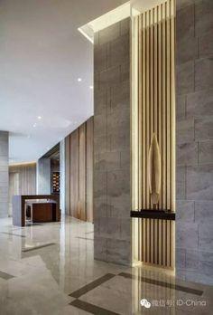 49 Super Ideas Lobby Lounge Seating Best Interior Design - Lounge Seating - Ideas of Lounge Seating Best Interior Design, Modern Interior, Interior Architecture, Design Interiors, Hotel Interiors, Hotel Lounge, Lobby Lounge, Ceiling Design, Wall Design