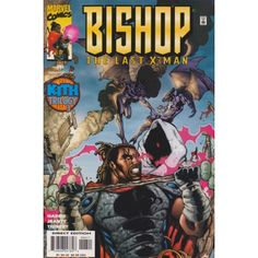 BISHOP: THE LAST X-MAN #6 | 1999-2001 | VOLUME 1 | MARVEL | X-Men
