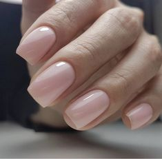 Nails, try this amazing uncomplicated nail design reference 8640509321 here. Classy Nails, Fancy Nails, Stylish Nails, Pink Nails, Cute Nails, Pretty Nails, Perfect Nails, Gorgeous Nails, Shellac Nails
