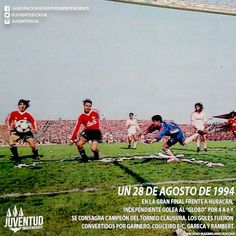 #IndependienteHistorico  #Independiente, #Campeon, #Goleada, #Huracan, #TorneoClausura