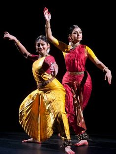 Bharatanatyam Dance - Rama Vaidyanathan and Dakshina Vaidyanathan. Sai Pallavi Hd Images, Body Painting Festival, Indian Classical Dance, Costumes Around The World, Dance Images, Folk Dance, Dance Poses, Best Dance, Silhouette Art