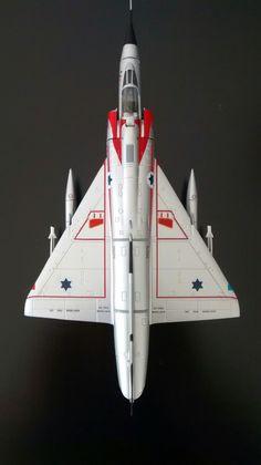 MIRAGE IIICJ, No.745, Yehuda Koren, 117th Tayeset, Ramat - David Air Base, June 1967. Falcon Models 1/72