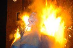 Garda: il Falò dell'Epifania 2014 @GardaConcierge