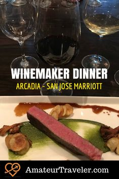 San Jose Marriott - Winemaker Dinners at Arcadia - California Travel Arcadia California, California Travel, Wine Gift Boxes, Wine Gifts, Wine Tourism, Order Wine Online, Shipping Wine, Shipping Boxes, Wine Delivery