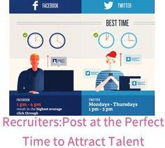 Optimising Social Posts | Social Media for Recruiters | Barclay Jones
