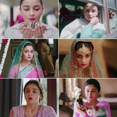 Shade of Alia bhatt from movie Raazi - outstanding performance Indian Wedding Makeup, Alia Bhatt, Indian Celebrities, World Music, Upcoming Movies, Deepika Padukone, Ethnic Fashion, Cute Woman, Woman Crush