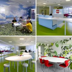 Offices Of Lego In Denmark | A Good Space To Work | Pinterest | Denmark And  Interiors