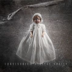 The Haunting by Corvinerium.deviantart.com on @DeviantArt