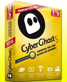 CyberGhost VPN 5 Crack Premium, Serial Key Full Download
