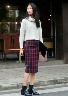 Copia el estilo de las bloggers con el Streetstyle de Zara con las últimas tendencias colección otoño invierno 2013/14