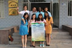 Jiaqi Huang, a YPARDian from China successfully got selected for a summer school in Switzerland—after having seen the announcement on YPARD.net!
