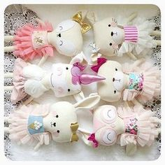 Beautiful collection of #dollsanddaydreams softie handmade with love by @aliannamaydesigns ☺️❤ using ️a DADD #softie #sewingpattern #deer #cat #unicorn #owl #bear and #bunny ✂✂✂✂✂✂✂✂✂✂✂ #softtoy #handmadetoy #plushie #plush #plushtoy #handmadeplush #sewing #sewingforkids #sewingproject #softies #stuffedtoys #stuffedtoy #sewingforboys #sewingforgirls #sewingforbaby