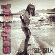 #SurferGirl #33degreesSouthShore #surfwear  girl_with_cam