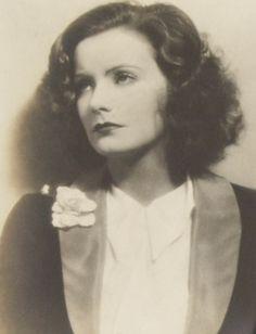 Stunning Greta Garbo