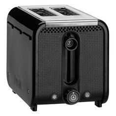 Buy Dualit Studio CSL2 2 Slice Toaster - Black at Argos.co.uk, visit Argos.co.uk to shop online for Toasters, Limited stock Home and…