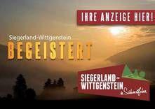 Siegerland-Wittgenstein – die offizielle Website der Tourismusregion
