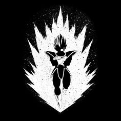 Vegeta is a T Shirt designed by Proxish to illustrate your life and is available at Design By Humans