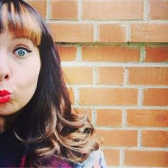 Lovely selfie from our client @ruby_bakewell #mwah after cut and colour #rockalily #shoreditch
