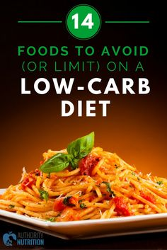 A low-carb diet can help you lose weight and improve health. This article lists 14 foods you need to limit or avoid on a low-carb diet: https://authoritynutrition.com/14-foods-to-avoid-on-low-carb/