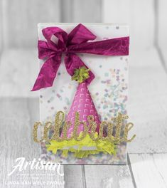 Stampin with Liz Design: Picture Perfect Birthday Giftbox Stampin Up Lots of Love Box