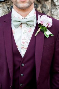 Wedding Suits groom style - And the choice of groom suits becomes one of the most important events.The perfect suit well fits a groom and suits him, reflects his personality. Wedding Men, Wedding Groom, Wedding Attire, Dream Wedding, Wedding Dresses, Boho Wedding, Vintage Wedding Suits, Nautical Wedding, Summer Wedding