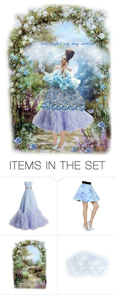 """""""YOU LIGHT UP MY WORLD ♥♥"""" by louisevegasgirl ❤ liked on Polyvore featuring art"""