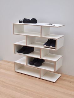 Offering our New 2019 - Shoe rack in birch / white laminate (Schuhregal in Birke / Weiss Laminat) available in 4 different sizes options. These cabinets are made of wood to beautify your world. Shoe Storage Modern, Wood Shoe Storage, Wood Shoe Rack, Diy Shoe Rack, Shoe Racks, White Shoe Rack, White Shoes, Shoes Stand, Shoe Bench