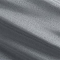 Gunmetal Shantung Table Linen