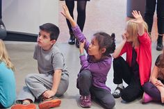 SCHOOLS: CMA welcomes group visits to the museum as well as provides in-school residencies in your classroom. (Image: by CMA).