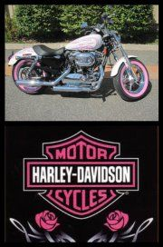 One day I will have a Harley!