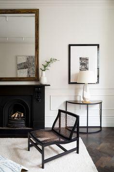 Interior Design Inspiration, Home Interior Design, Room Inspiration, Interior Architecture, Interior Decorating, H Design, House Design, Snug Room, Modern Office Design