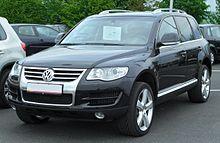 Volkswagen Touareg – Wikipedia, wolna encyklopedia