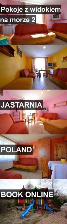Hotel Pokoje z widokiem na morze 2 in Jastarnia, Poland. For more information, photos, reviews and best prices please follow the link. #Poland #Jastarnia #travel #vacation #hotel