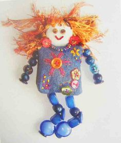 Workbox magazine - children craft projects - home craft by Colouricious, via Flickr