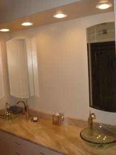 led strip lights bathroom - Google Search | Bathrooms | Pinterest ...