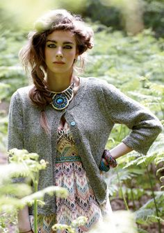 Spelt - Knit this womens flared cardigan from Simple Shapes Purelife Revive and Summerspun, designed by Sarah Hatton using the lovely yarn, Revive (. Blue Cardigan, Knit Cardigan, Jumper, Summer Knitting, Simple Shapes, Digital Pattern, Rowan, Knitwear, Knit Crochet