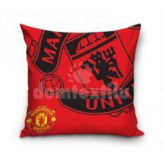 Obliečka na vankúš s motívom Manchester United JDA6