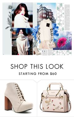 """""""IU"""" by janjanzira-1 ❤ liked on Polyvore featuring Qupid"""