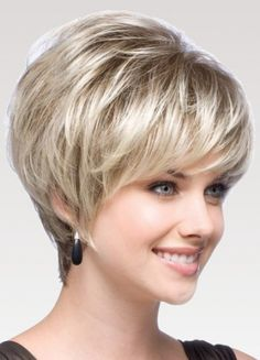 Lace Front Short Wig
