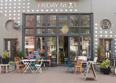 FRIDAY NEXT Concept Store Amsterdam