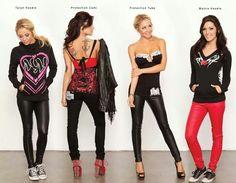 Metal Mulisha Sexy Punk Skate And Motocross Fashion