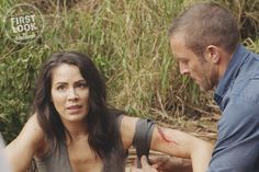 <em>Hawaii Five-0</em> first look: Michelle Borth returns in <em>Romancing the Stone</em>-esque hour