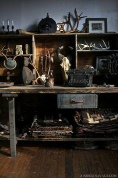 Antlers & Typewriters
