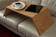 Couch table,Sofa table, sofa shelf ,couch shelf, couch table ,bed table ,sofa ipad,couch ipad ,bed work surface , computer table custumize, by Singulierlampandcab on Etsy